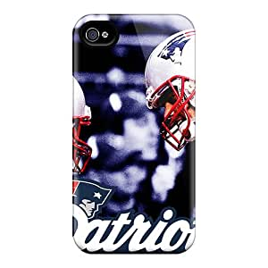 Tji17037xUwY New England Patriots Fashion 4/4s Cases Covers For Iphone