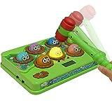 Wack A Mole Mouse Fast Reflexes Whack A Mole Game Language Learning Durable Musical Whac Wackamole Educational Toys For Kids