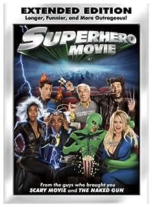 amazoncom superhero movie extended edition pamela