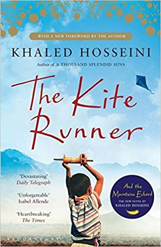 kite runner khaled hosseini amazon com books