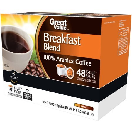 Great Value Breakfast Medium Coffee product image
