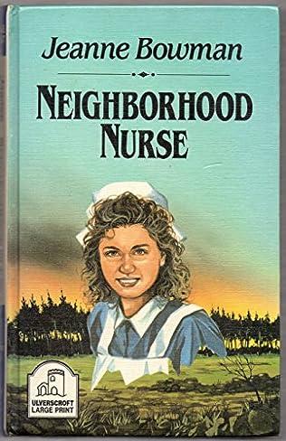 book cover of Neighbourhood Nurse