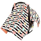 Best JLIKA Car Seat Covers - Carseat Canopy, Car seat covers for babies, Ba Review