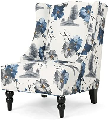 Christopher Knight Home Alonso High-Back Fabric Club Chair