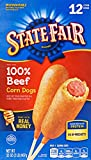 State Fair, Beef Corn Dogs, 12 Count