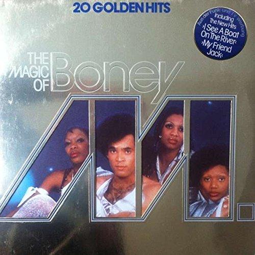Boney M. - Boney M. - The Magic Of Boney M. - Hansa - 201 666, Hansa International - 201 666-502 - Zortam Music