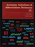 img - for Acronyms Initialisms & Abbreviations Dictionary (Acronyms, Initialisms & Abbreviations Dictionary (4 Vol.)) book / textbook / text book