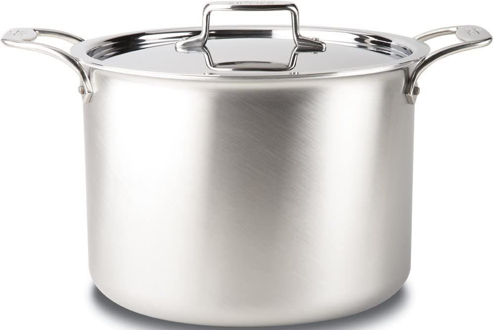 All-Clad Stainless Steel Safe Stock Pot