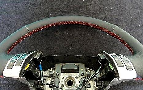 Amazon.com: RedlineGoods Acura TSX 2004-08 cubierta del volante de: Automotive