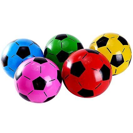 NUOBESTY Diez Decoraciones de fútbol inflables,Fiestas ...