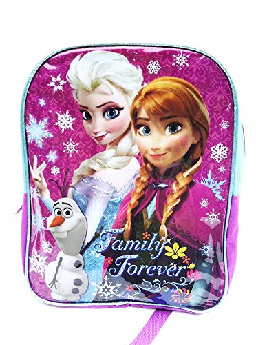 Disney Frozen Sparkle Backpack Turquoise