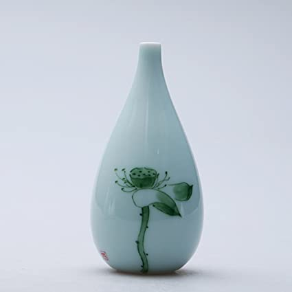 Amazon Hand Painted Porcelain Small Vase Creative Ceramic Vases