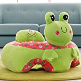 Lecent@ Lovely Frog Infant Safe Sitting Chair Protectors for 6-13 Months