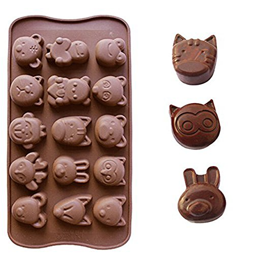 Assorted Animal Ice Tray