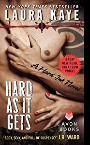 Hardcover Hard As It Gets Book