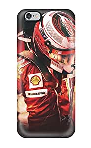 Iphone 6 Plus Case Cover - Slim Fit Tpu Protector Shock Absorbent Case (f1 Racer)