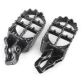 04 honda 125 accessories - NEVERLAND Motocross Dirt Bike Racing Foot Pegs Footrest for Honda CR 125/250 CRF 450R&450X 2002-2007 CRF 250R/250X 2004-2007