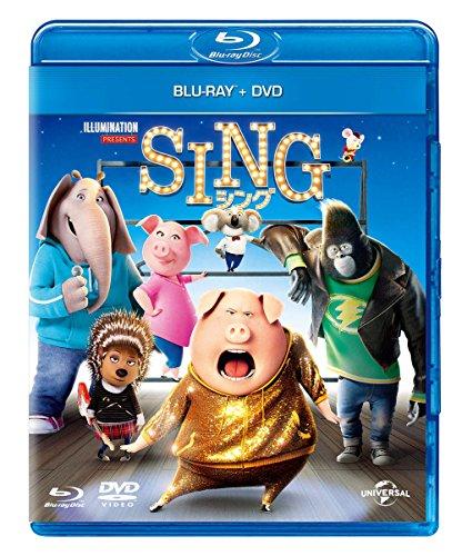 SING シング ブルーレイ+DVDセット