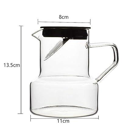 Cocina de agua de cristal con cubierta de acero inoxidable ...