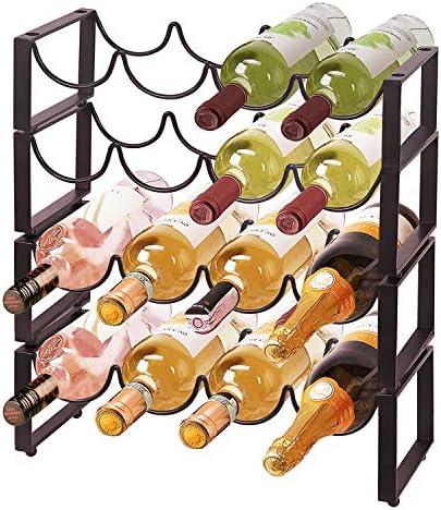 sun gurg Stackable Wine Rack
