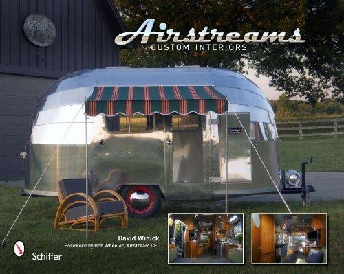 Airstreams Custom Interiors [David Winick] (Tapa Dura)