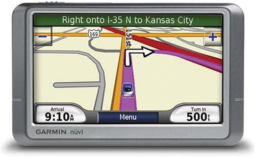 Garmin n vi 260W 4.3-Inch Widescreen Portable GPS Navigator
