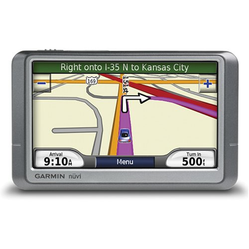 Garmin 4 3 Inch Widescreen Portable Navigator
