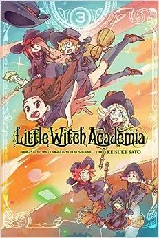 Little Witch Academia, Vol. 3 (manga) - Livros na Amazon