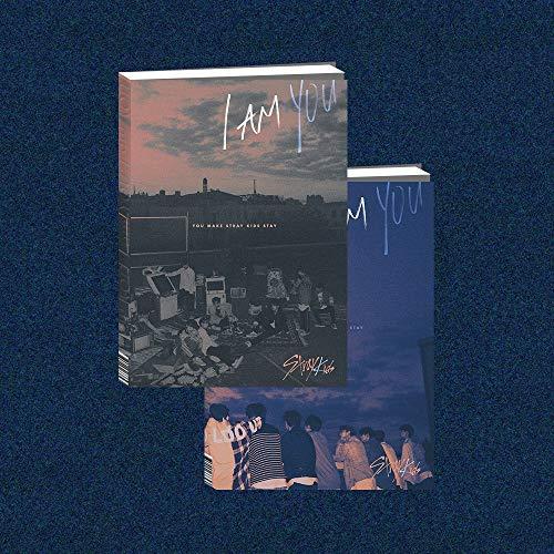 Album Trust - Stray Kids - I am You [Random ver.] (3rd Mini Album) CD+Photobook+3 QR Photocards+Official Group Folded Poster+Extra Photocard