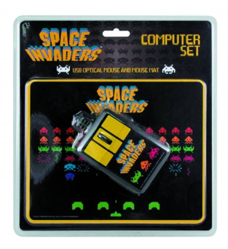 Classic Space Invaders Game (50Fifty Space Invaders Computer Set )