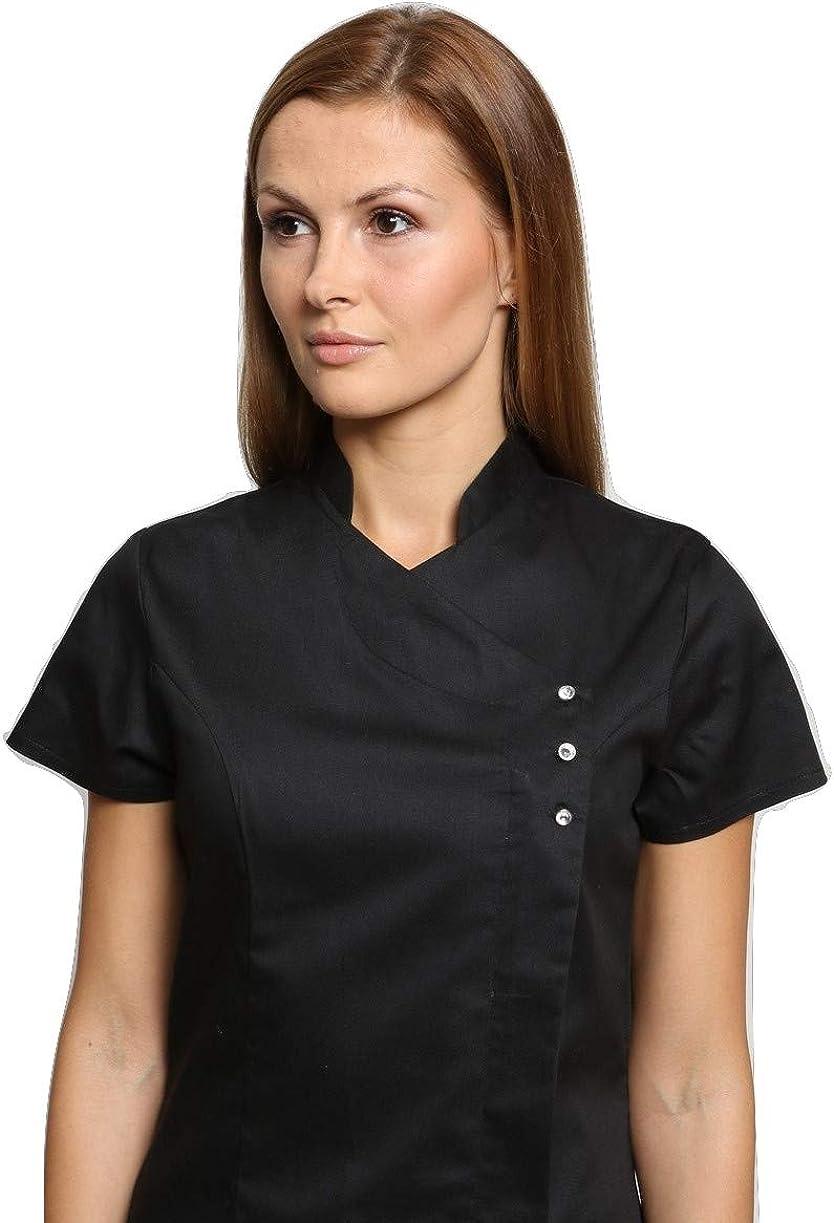 Mirabella Health /& Beauty Casacca da Lavoro medicale Donna Nightingale