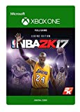 NBA 2K17: Legend Edition - Xbox One Digital Code