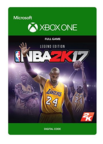 NBA 2K17: Legend Edition - Xbox One Digital Code by 2K Games