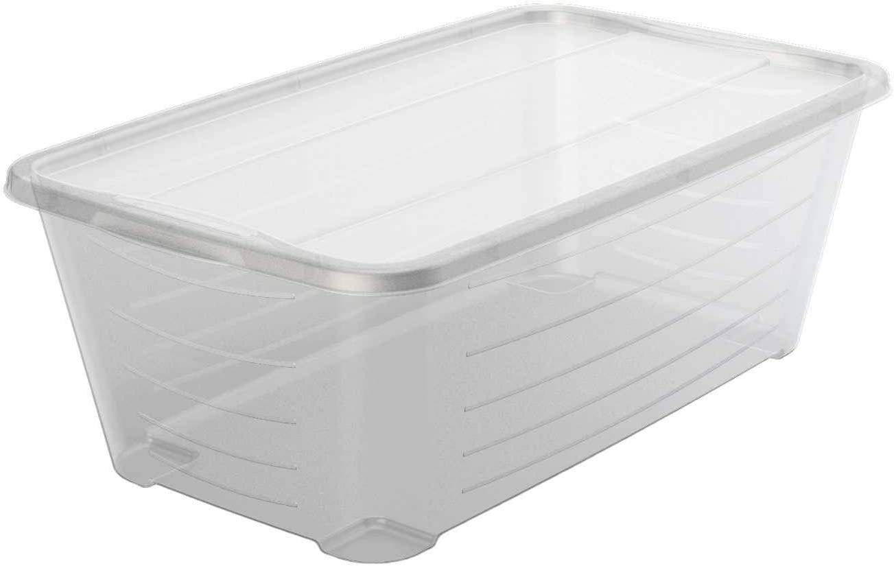 Life Story Shoe Boxes 6 Quart Pack of 4
