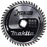 Makita B-09276 SPECIALIZED PLUNGE CUT BLADE 1 Silver 160/20/48d incision