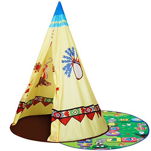 Teepee playhouse crawling children Perfect