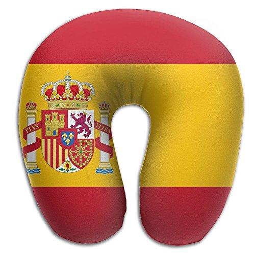 OASBHDUS159 Spain Sleep Artifact - U-shaped Pillow, Travel Neck Pillow To Sleep At Any Time by OASBHDUS159