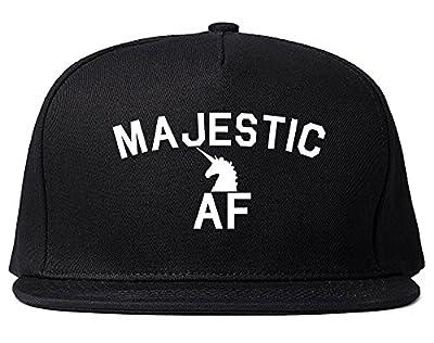 FASHIONISGREAT Majestic AF Unicorn Magical Snapback Hat