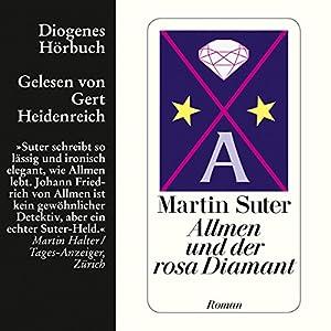 Allmen und der rosa Diamant (Allmen 2) Hörbuch