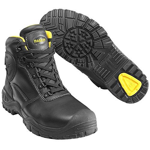 """Mascot F0165-902-0907-1143 Stivali di sicurezza """"Batura Plus"""" taglia 43 - Nero"""