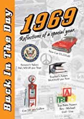 A twenty-four page greeting card /gift filled with special Memories from special times... Remembering and reliving the music, movies & special moments from our past! Back In The Day almanacs are the IDEAL gift or card for Anniversaries, B...