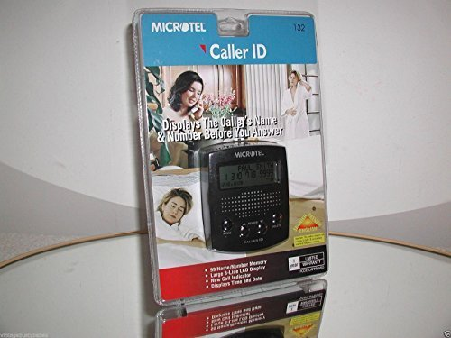 Microtel Caller ID Model 132 by Microtel Computer Systems