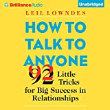 by Leil Lowndes (Author, Narrator), Joyce Bean (Narrator), Brilliance Audio (Publisher)(415)Buy new: $11.89$10.95