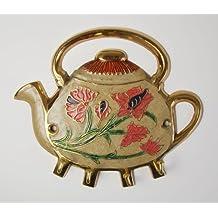 Brass Teapot Key Rack / Hanger / Holder