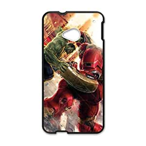 Avengers Age of Ultron HTC One M7 Cell Phone Case Black Delicate gift AVS_709822