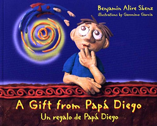 A Gift from Papá Diego / Un regalo de papá Diego [Benjamin Alire Sáenz] (Tapa Blanda)
