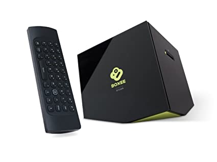 DOWNLOAD DRIVER: BOXEE TV