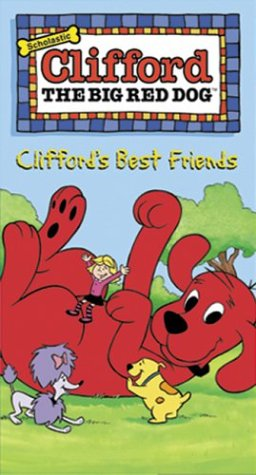 Clifford The Big Red Dog Jenna