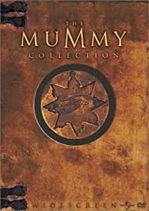 Mummy Collection: The Mummy (Widescreen Collector's Edition)/The Mummy Returns (Widescreen Collector's Edition) (Bilingual) [Import]