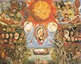 Frida Kahlo Moses Nucleus Of Creation 91x72 [Kitchen]
